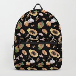 Habanero Pepper - Black Backpack