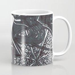 All Hallow's Eve', upside down Coffee Mug