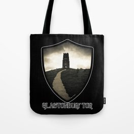 Dark Tor - Glastonbury Tote Bag