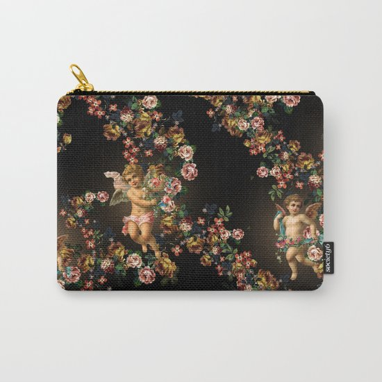 Angels are immortal Carry-All Pouch