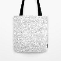 school Tote Bags featuring School by Trenton