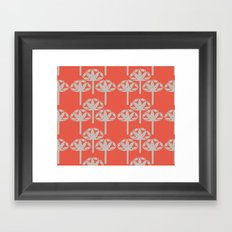 Abstract Gerbra Framed Art Print