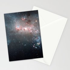 Starburst - Captured by Hubble Telescope Stationery Cards