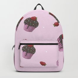 Strawberry Cupcakes Backpack