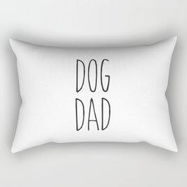 DOG DAD Rectangular Pillow