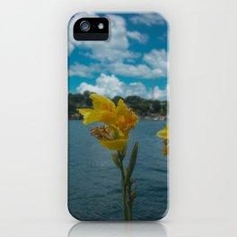 FLORES iPhone Case