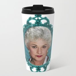 Bea Arthur- Dorothy Zbornak Metal Travel Mug