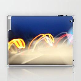 Light Show by Night 2 Laptop & iPad Skin