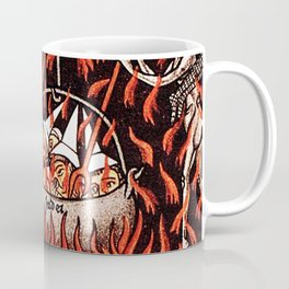Devils cooking Dunces Coffee Mug