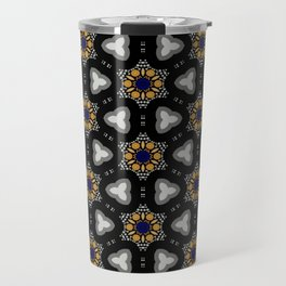 Organic Mechanic | No. 4 | Steampunk Decor Travel Mug
