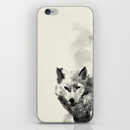 Wolves iPhone Skin