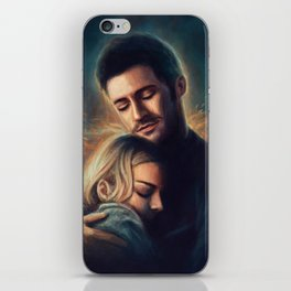 Low Lays The Devil iPhone Skin