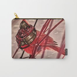 Birds In Armor 6 Carry-All Pouch