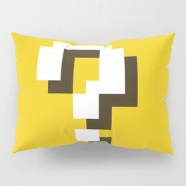 New Question Block Pillow Sham