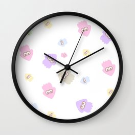 Oodles of Inklings Wall Clock