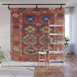 Konya Yatak Central Anatolian Bed Cover Print Wall Mural