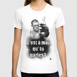 Vinz on ballpen B&W T-shirt