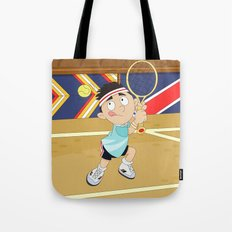 Olympic Sports: tennis Tote Bag