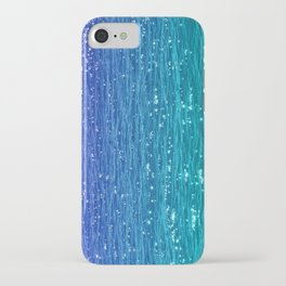 SEA SPARKLE iPhone Case