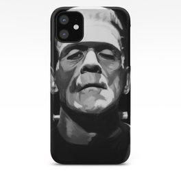 Frankenstien iPhone Case