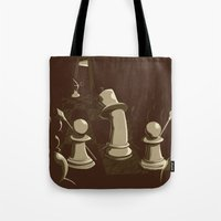 revolution Tote Bags featuring Revolution! by sergio37
