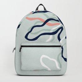 Beautiful flower design Backpack