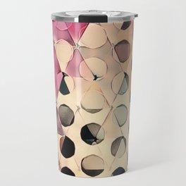 Circles on Triangles Antique 2 Travel Mug