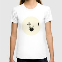 film T-shirts featuring Film Noir by Cassia Beck