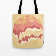 TOPOGRAPHY 009 Tote Bag