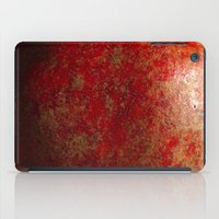 pomegranate iPad Cases featuring pomegranate by Motif Mondial