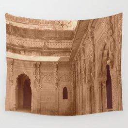 Palace of Maheshwar Wall Tapestry