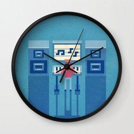 The electronic musician Wall Clock