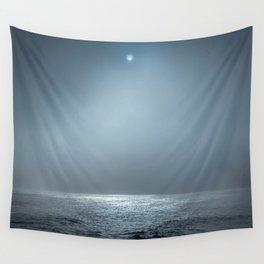 Ocean Spotlight Wall Tapestry