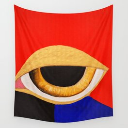 Time traveler Wall Tapestry
