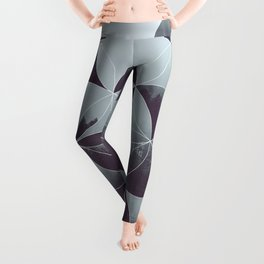 Sacred Geometry in the Forest Leggings