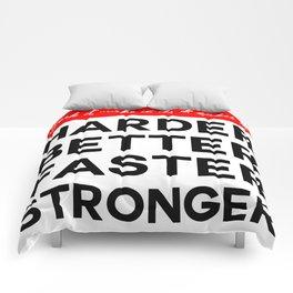 Stronger Comforters