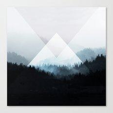 Woods 5Z Canvas Print