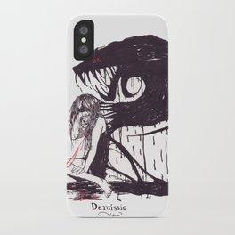 Demissio iPhone Case