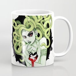 Medusa in Vignette Coffee Mug