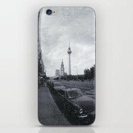 TV Tower, Berlin iPhone Skin