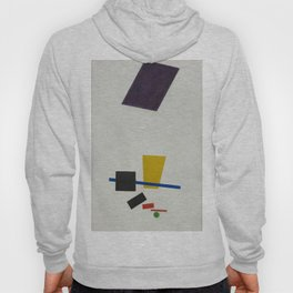 Kazimir Malevich  - Painterly Realism of a Football Player: Color Masses in the 4th Dimension (1915) Hoody
