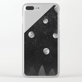 Hallelujah Clear iPhone Case