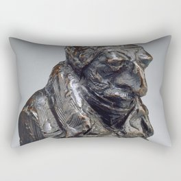 Honore Daumier - François, Marquis de Barbe-Marbois Rectangular Pillow