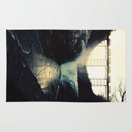 trestle dusk Rug