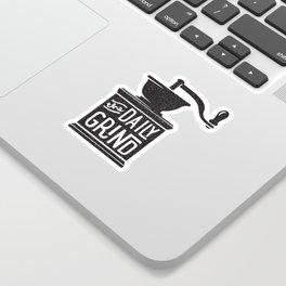 DAILY GRIND Sticker