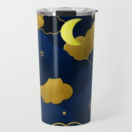 The Night Door Travel Mug