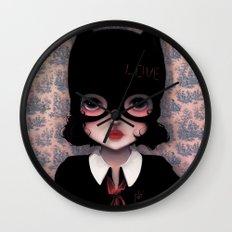 Coleslaw my love Wall Clock
