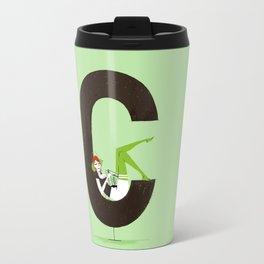 Carla & Din Travel Mug