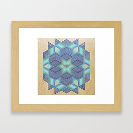 In + Out of Mind Framed Art Print