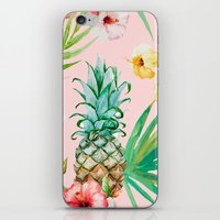 hawaii iPhone & iPod Skins featuring Hawaii by 83 Oranges™
